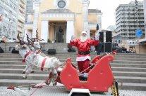 Natal da Magia - Sessão de fotos Papai Noel - Pç XV