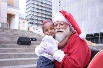 Natal da Magia - Sessão de Fotos com Papai Noel e Banda Vozes de Sião e Coro