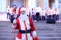 Natal da Magia - Coral OAB e Sessão de Fotos com Papai Noel