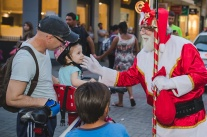 Natal da Magia - Papai Noel nas Ruas