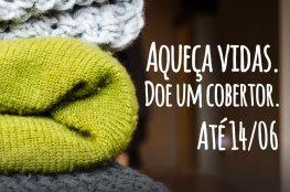 CDL de Florianópolis é ponto de coleta para cobertores e mantas