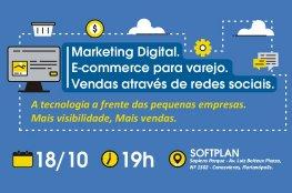 CDL de Florianópolis abre inscrições para palestra de Marketing Digital e E-commerce