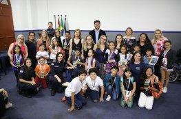 CDL Florianópolis participa da premiação do Concurso de Desenho e Redação da Guarda Municipal