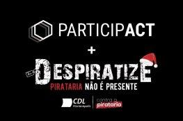 Campanha Despiratize entra na terceira fase com destaque no aplicativo PartipACT