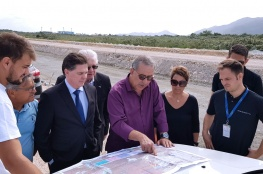 Presidente da CDL de Florianópolis prestigia novo empreendimento da Floripa Airport