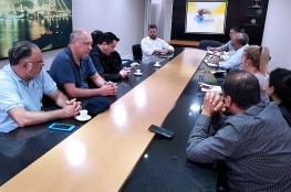 Empresários do Norte da Ilha debatem temporada de verão com Poder Público