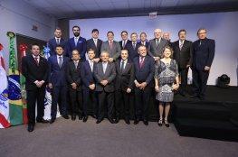Nova diretoria da CDL de Florianópolis é diplomada em noite de confraternização na ACM